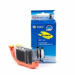 Canon CLI-42GY (6390B002) New Compatible Gray Ink Cartridge