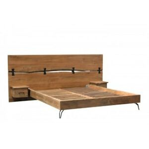 DRIFTWOOD KING BED