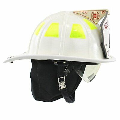 Cairns 1044 Helmet White - 1044 W Defender Visor Std White