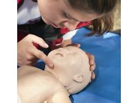 1 Day Paediatric First Aid Course - Saturday 15th April 2017 £64
