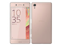 Brand New Sony Xperia X, Rose Gold, Factory unlocked