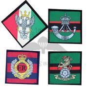 Army Cloth Badges