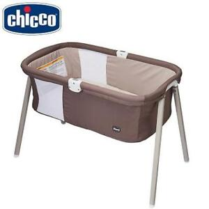 NEW LULLAGO PORTABLE BASSINET 213035058 CHICCO CHESTNUT