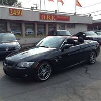 BMW 335i IS-M PKG-CONVERTIBLE-TOIT 2011