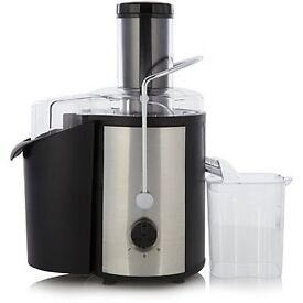 Whole fruits juicer - perfect condition, still in a box