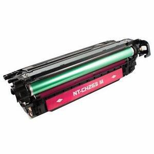 HP CE263A New Compatible Magenta Toner Cartridge(HP 648A)