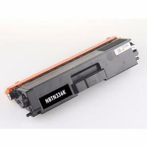 Brother TN-326/336BK New Compatible Black Toner Cartridge (High Yield)