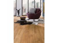 Schreiber Tawny Chestnut laminate flooring - 29 sqm + Underlay