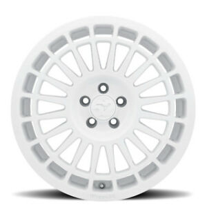 fifteen52 Integrale 18x8.5 5x108 42mm ET 63.4mm Rally white, NEW