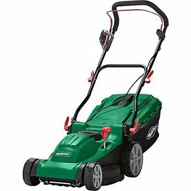 lawn mower and strimmer for sale both electric and vgc