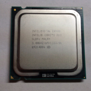 Core2 Duo E8400 3Ghz LGA775
