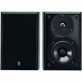 Yamaha NX-E300 speakers.