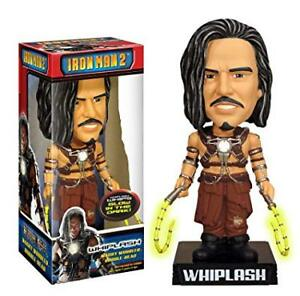 Whiplash bobble head