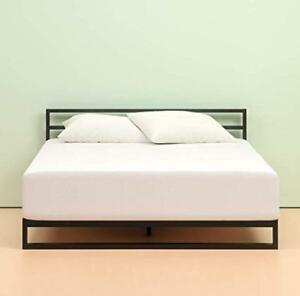 Zinus 12 inch Memory Foam Mattress - like new!