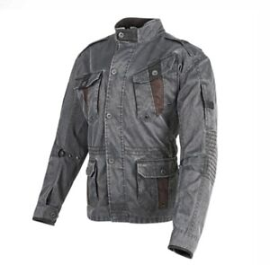 Brand new! Size 2XL armored textile motorcycle jacket.