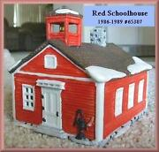 Dept 56 School House