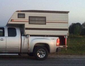 8ft Glider Truck Camper