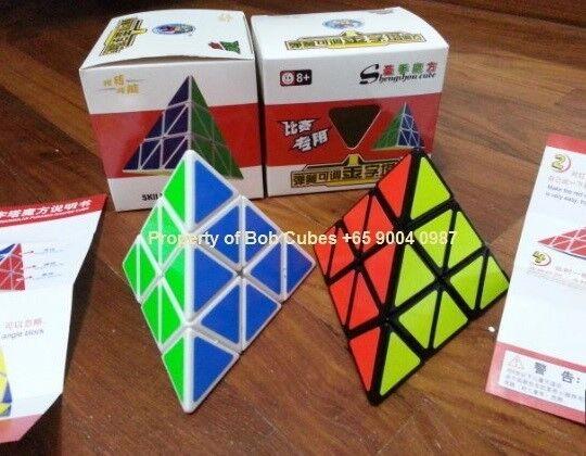 ^ Shengshou Pyraminx for sale in Singapore !