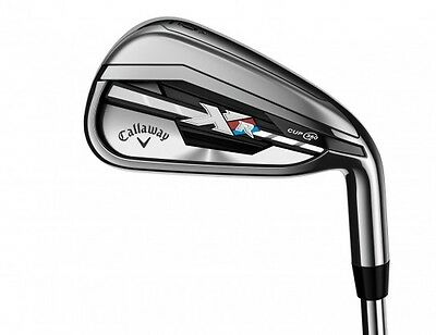 New 2015 Callaway XR 4-AW Iron Set Regular flex Speedstep 80 Steel Irons 4-PW+AW