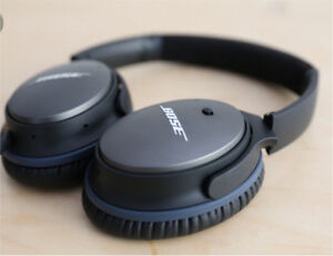 Bose QuietComfort 25 Over-Ear Noise Cancelling Headphones