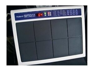 WANTED!! :ROLAND SPD-11 Pad