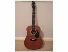 Acoustic Guitar -Samick- 50£ OR BEST OFFER- ONLY PICK UP