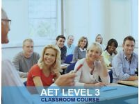 Level 3 Award in Education and Training 3-Day Course in Central London -£319 (was £399)