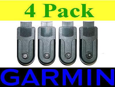 New 4 PacK Lot GARMIN GPSMAP 60 60C 60CS 60CX 60CSX BELT CLIP & BUTTON
