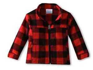 Columbia fleece jacket -- New with tags!
