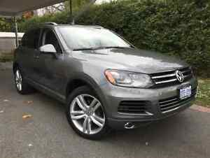 2012 VW Touareg Executive line execline (Fully Loaded)