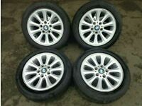 Bmw 1 3 series alloys wheels