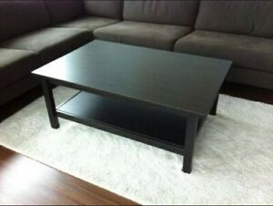 IKEA Hemnes Black Coffee Table Brand New in the Box