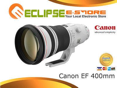 Canon EF 400mm f/2.8 L IS II USM Lens