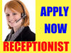 PART TIME / FULL TIME CORPORATE RECEPTIONIST / FRONT OF HOUSE RECEPTIONIST JOB - LONDON London