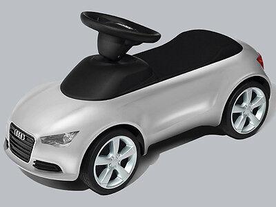 Genuine Audi Kids Ride On Car - Mini Quattro - Silver