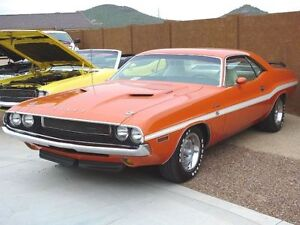 1970 Challenger 340 4 speed  mackee Auctions.com Thankyou