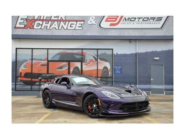 Image 1 of Dodge: Viper ACR EXTREME…