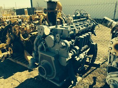 Waukesha Natural Gas Engine Model F18gl