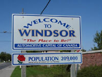 searching for companions to go to Windsor, Ont.