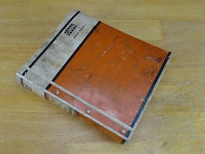 Oem Case 580c Loader Backhoe Service Repair Overhaul Manual Book 9-66017