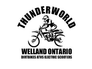 Thunder World Now Services All Small Engines