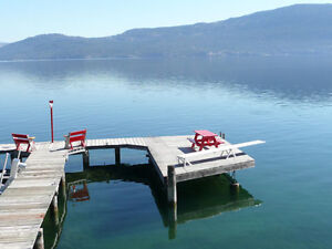 Lakefront Okanagan Executive 2 bedroom