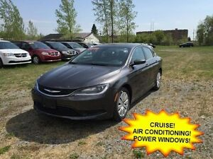 2016 Chrysler 200 Kingston Kingston Area image 1