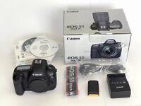 Excellent Canon EOS 5D Mark IV 30 Megapixels
