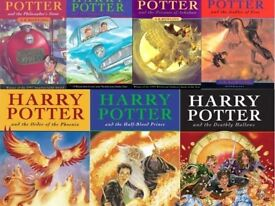 Harry Potter Books 1-7 PDF - Ebook