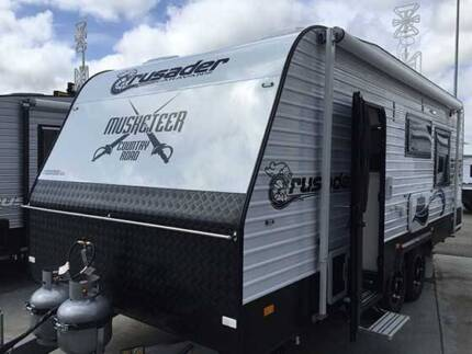 Crusader Musketeer Country Road - CAMERON CARAVANS SA Edwardstown Marion Area Preview