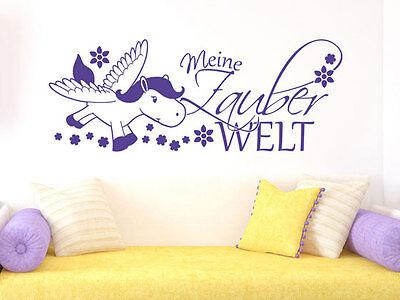 Wandtattoos für Mädchenzimmer