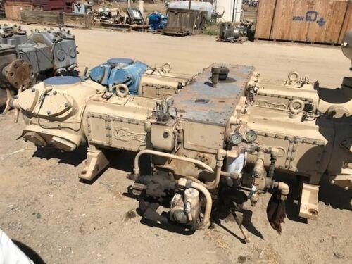 Ariel JGh-4 Compressor Frame