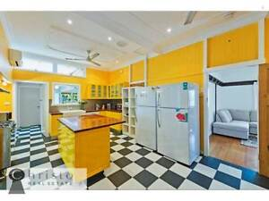 STUDENT ROOMS ONLY - GREAT LOCATION!!! HOME WITH A POOL! 2 ROOMS Greenslopes Brisbane South West Preview