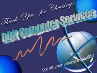 DDK Computer Services! Your One Stop Computer Repair Company